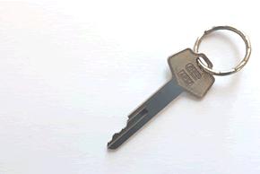 ご契約完了後、鍵をお預かりさせていただきます